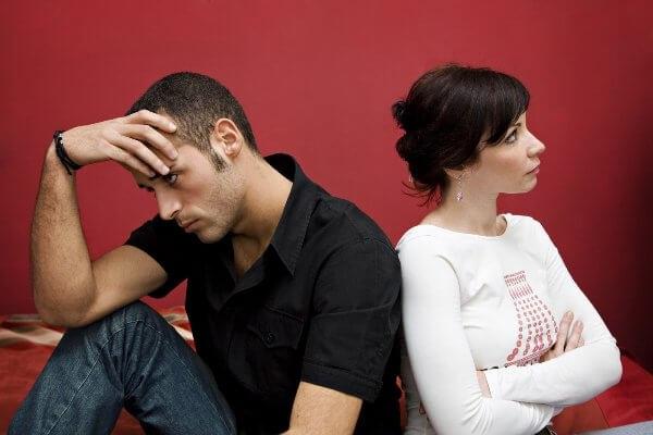 Những dấu hiệu không tìm được tiếng nói chung dẫn đến ly hôn