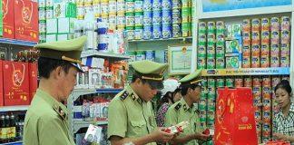 Xử lý vi phạm an toàn thực phẩm