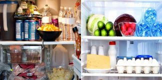 Sắp xếp tủ lạnh ngăn nắp để tiết kiệm điện