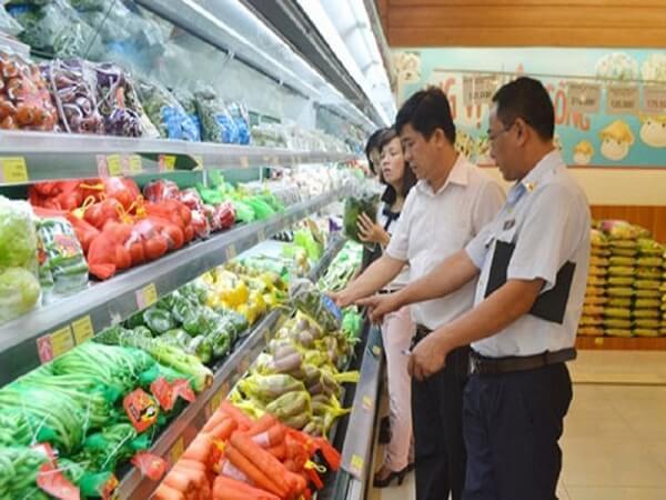 Hệ thống cảnh báo nhanh về an toàn thực phẩm