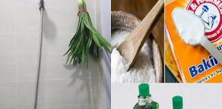 Khử mùi hôi trong nhà vệ sinh bằng những vật dụng có trong nhà