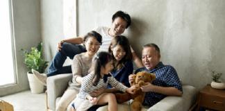 Gia đình hjanh phúc