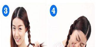 Cách uốn tóc