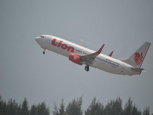 Máy bay Lion Air