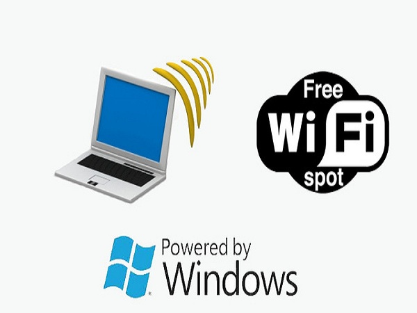 cách phát wifi từ máy tính