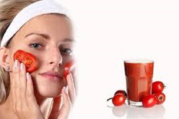 Cách đắp mặt nạ cà chua hiệu quả