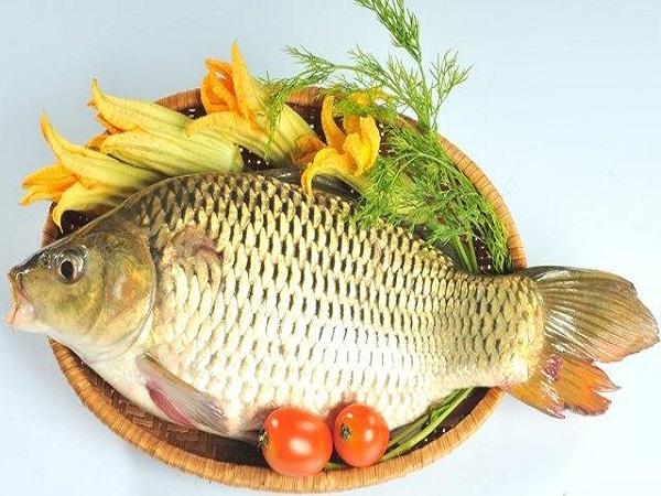 Cách khử mùi tanh của cá khi nấu