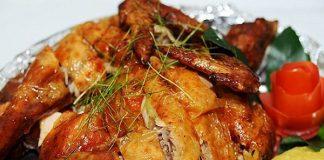 Cách ướp thịt gà nướng mật ong
