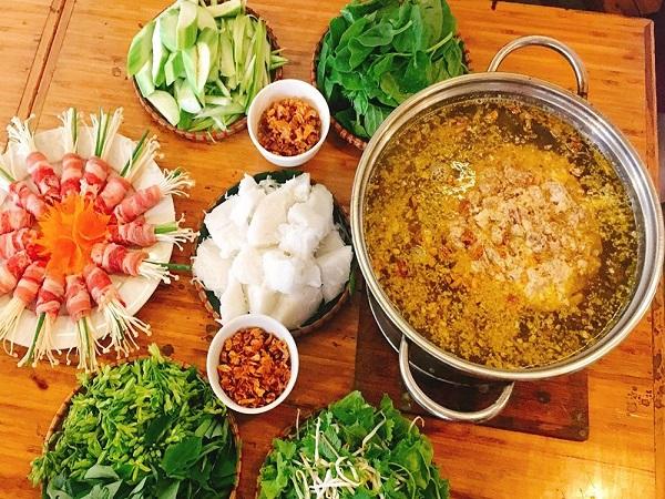Cách nấu lẩu cua đồng ngon