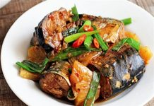 Cách làm món cá nục kho thơm ngon