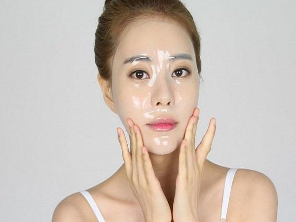 Tác dụng của mặt nạcollagen đối với da mặt
