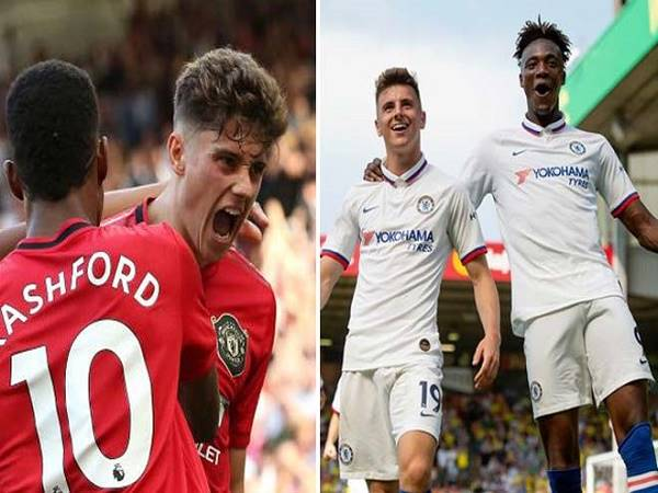 MU ra mắt 2 cầu thủ trẻ ở trận đấu gặp Chelsea