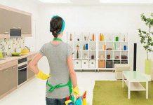 Cách dọn dẹp nhà cửa