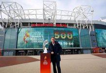 Sân Old Trafford nhận vinh dự đặc biệt tại VCK Euro 2021 của nữ