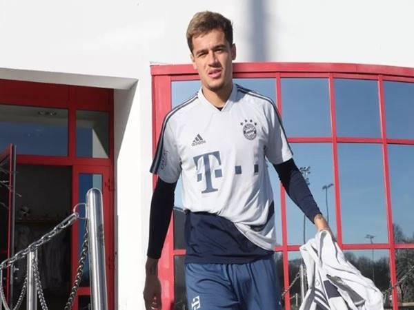 Coutinho đá trận cuối chia tay Bayern Munich