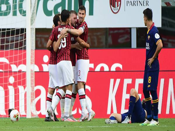 AC Milan - Roma: Tiếp đà thăng hoa