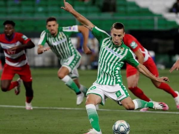 Bóng đá quốc tế 16/6: Sevilla, Granada bị cầm chân tại vòng 29 La Liga