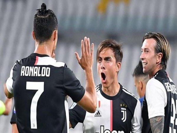 Ronaldo tỏa sáng Juventus giành chiến thắng tưng bừng