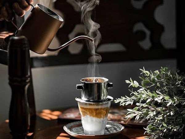 Cách pha cà phê ngon tại nhà