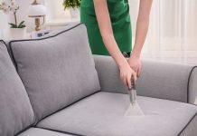 Cách vệ sinh sofa vải nệm dày ngay tại nhà