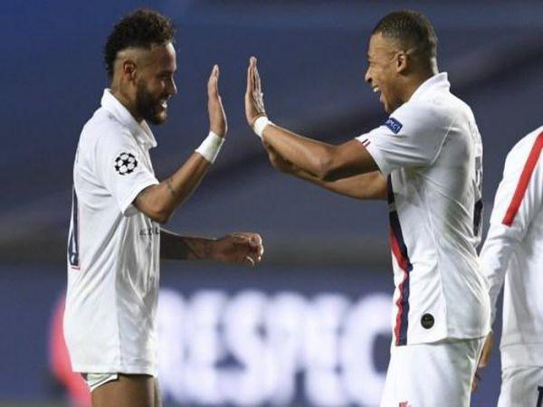 Neymar, Mbappe cấm rời PSG sau khi vào bán kết C1