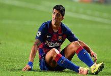 Trực tiếp tin chuyển nhượng 16/9: Suarez không sang Juventus