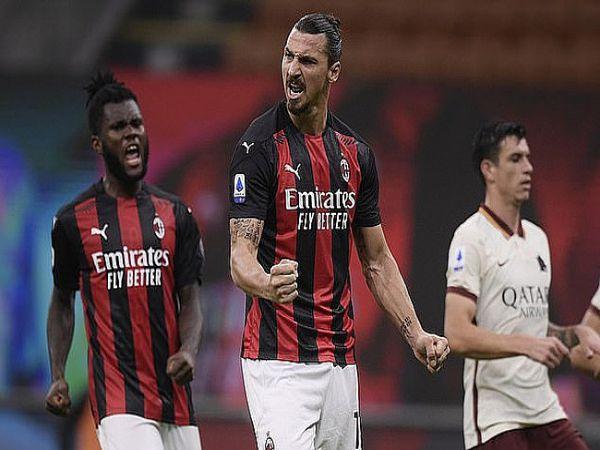 Tin bóng đá tối 27/10: Milan hòa đáng tiếc trước Roma