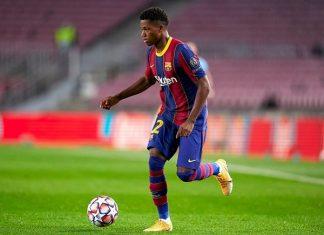 Bóng đá quốc tế tối 10/11: Fati báo tin cực buồn cho Barca