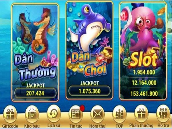 Bắn cá đổi thưởng – dòng game giải trí bậc nhất hiện nay