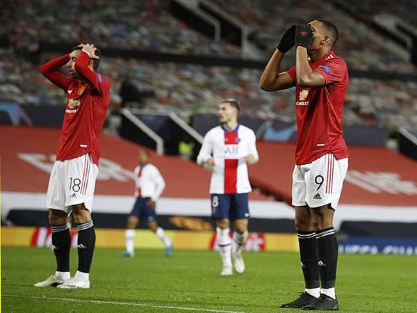 Bóng đá quốc tế tối 3/12: PSGđánh bại MU trên sân Old Trafford