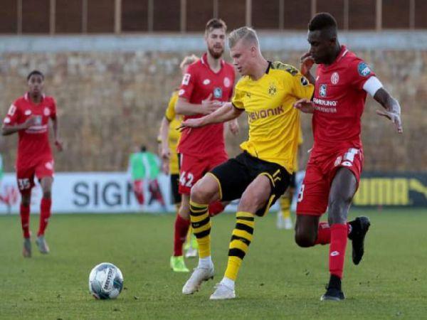 Soi kèo Dortmund vs Mainz, 21h30 ngày 16/1 - Bundesliga