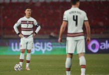 Bóng đá quốc tế 30/3: Ronaldo có thể bị cấm thi đấu ở VL World Cup 2022