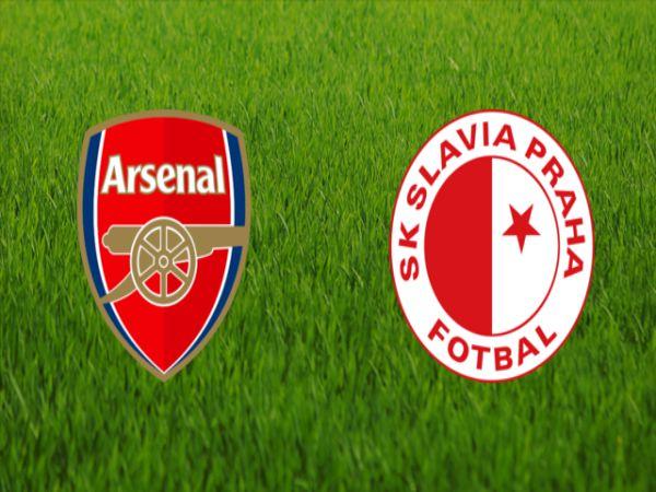 Soi kèo Arsenal vs Slavia Praha, 02h00 ngày 9/4 - Cup C2 Châu Âu