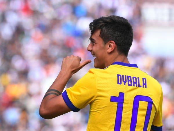 Tin BĐQT trưa 27/5 : Atletico Madrid nỗ lực mua Dybala