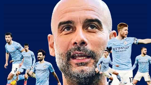 Jurgen Klopp: Pep Guardiola của Manchester City là huấn luyện viên giỏi nhất thế giới