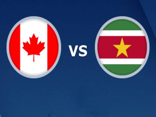 Dự đoán bóng đá Surinam vs Canada, 8h05 ngày 9/6