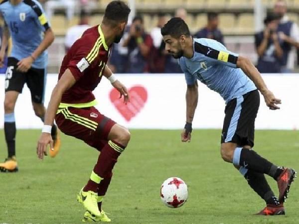 Nhận định soi kèo Venezuela vs Uruguay 5h30 ngày 09/06