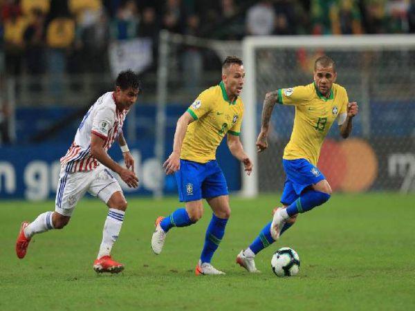 Nhận định kèo Paraguay vs Brazil, 7h30 ngày 9/6 - Vòng loại World Cup