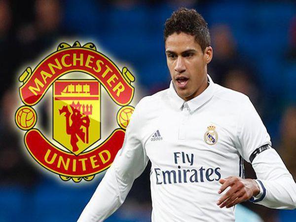 Bóng đá QT chiều 21/7: Real Madrid chờ Man Utd chốt giá Varane