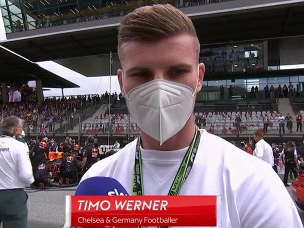 Bóng đá quốc tế tối 5/7: Timo Werner chọn ra đội tuyển vô địch Euro 2020