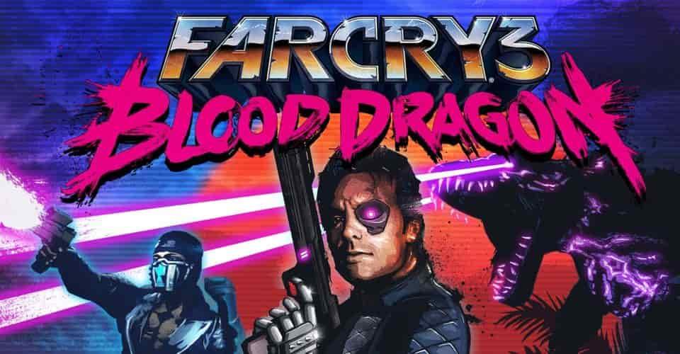 Far Cry 3: Blood Dragon Classic có thể được phát hành độc lập