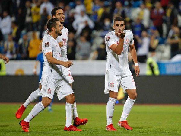 Bóng đá quốc tế sáng 9/9: Tây Ban Nha thắng 2-0 trước Kosovo