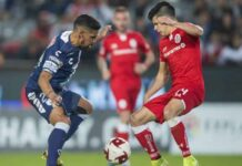 Soi kèo Pachuca vs Deportivo Toluca, 9h ngày 14/9