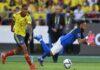 Bóng đá QT chiều 11/10: Neymar bất lực Brazil đứt mạch thắng