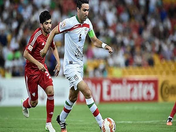 Soi kèo UAE vs Iran 7/10